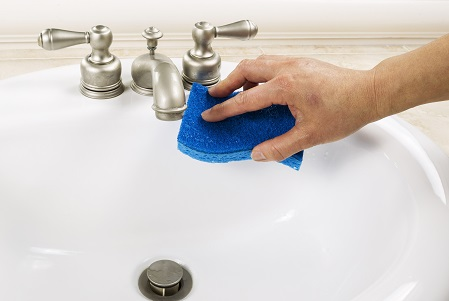 How to Clean a Sink?